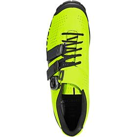 Giro Code Techlace Shoes Men lime/black